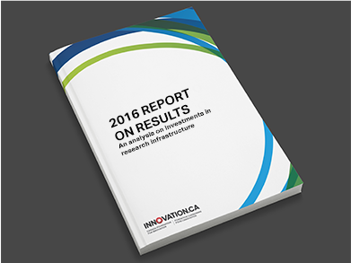 Image of the Report on results report cover