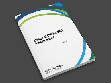 Image of the Infrastructure Usage report cover