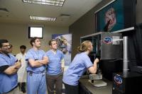 Neurosurgery residents hone their skills with the