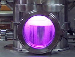 Plasma reactor for chemically deposited films
