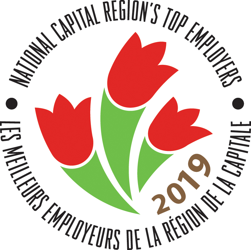 National Capital Region's Top Employers logo
