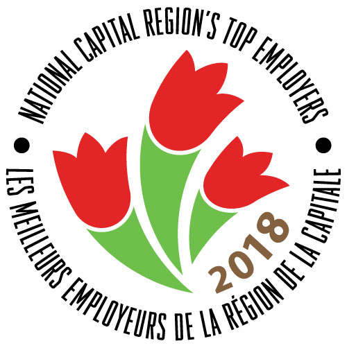 National capital regions top employer logo 2018